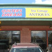 Quilt Stores-Quilter's Dream.