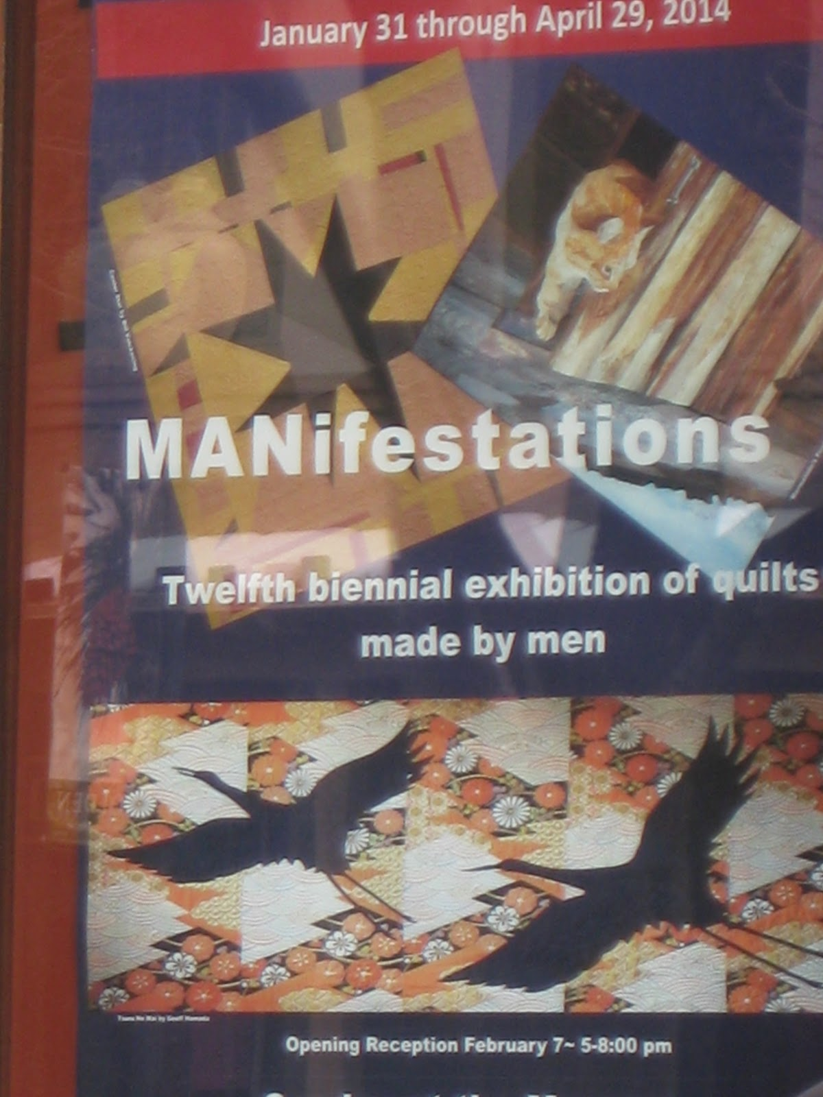 Rocky Mountain Quilt Museum Manifestations