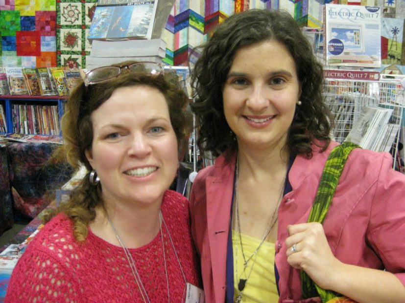 Marie Bostwick and Laura Chaney Gerth