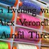 Alex Veronelli of Aurifil Threads.