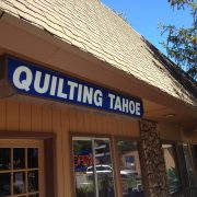 Quilt Stores-Quilting Tahoe.