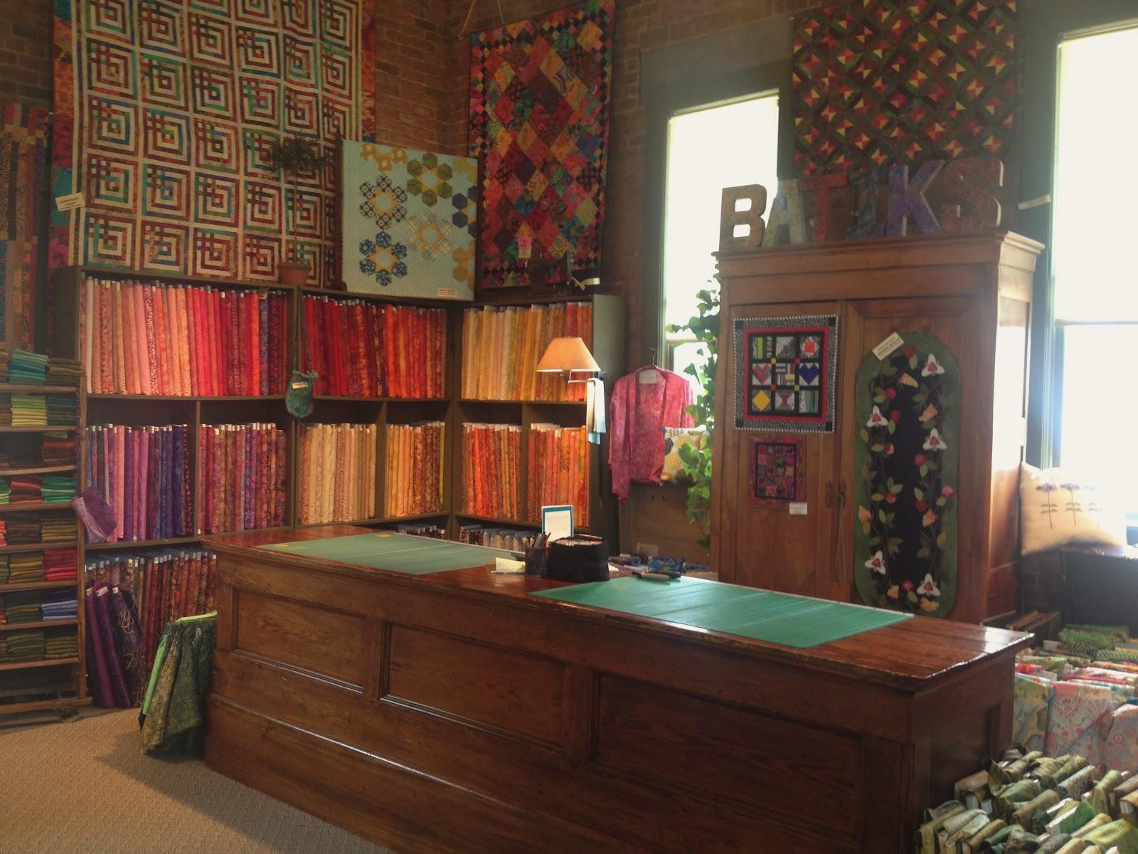 Eagle Creek Quilt Shop in Shakopee, Minnesota