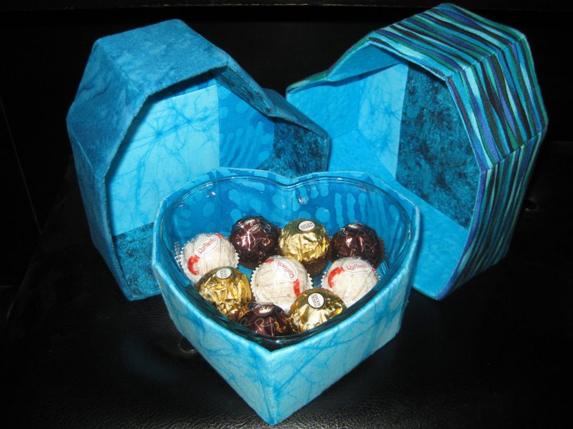 Heart Container-Contain It!