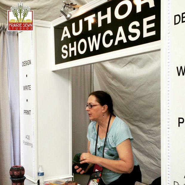 Prairie Sewn Studios Author Showcase