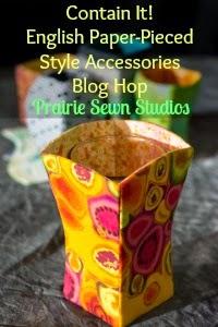 Contain It Blog Hop Prairie Sewn Studios