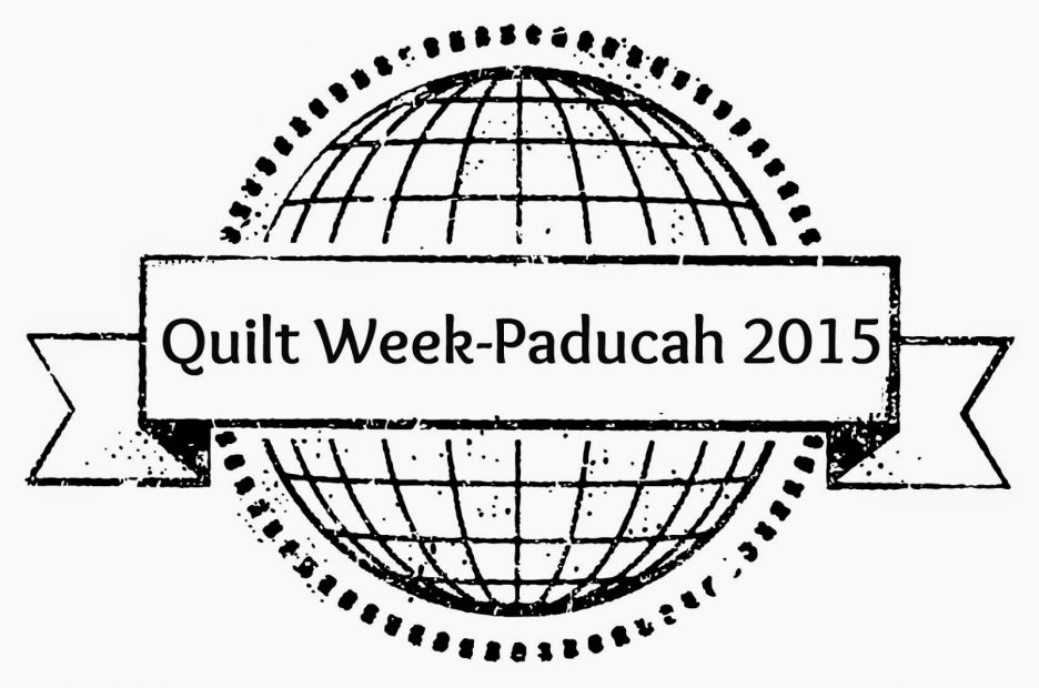 Quilt Week Paducah 2015