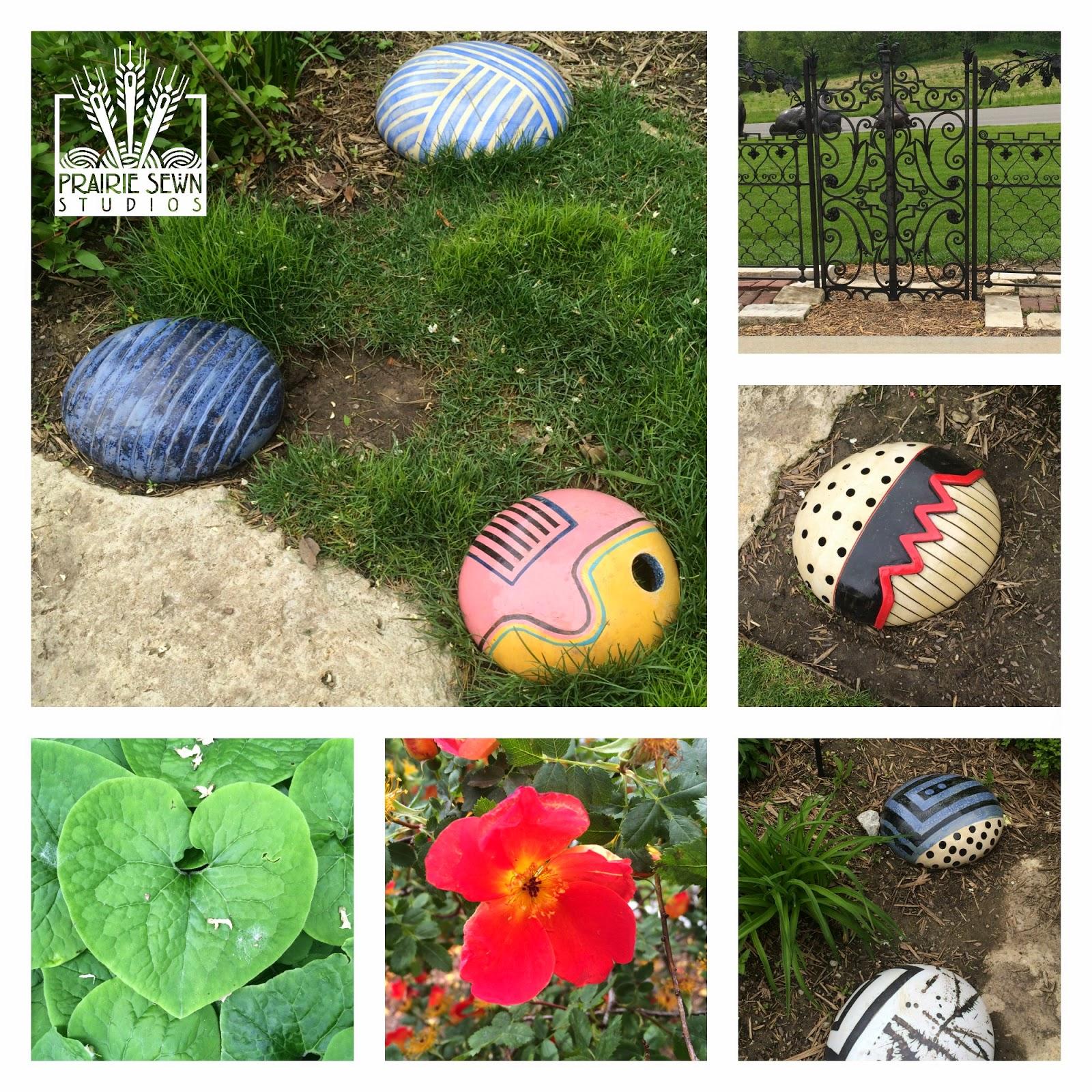 Inspiration from Lauritzen Gardens