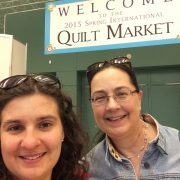 Quilt Market Recap-Expo Hall