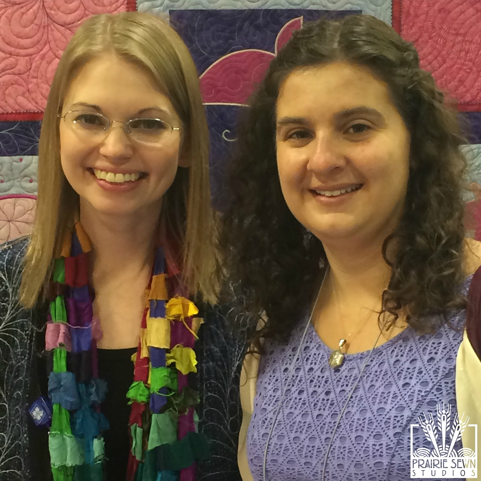 2015 Spring Quilt Market Leah Day