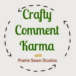 Crafty Comment Karma Prairie Sewn Studios