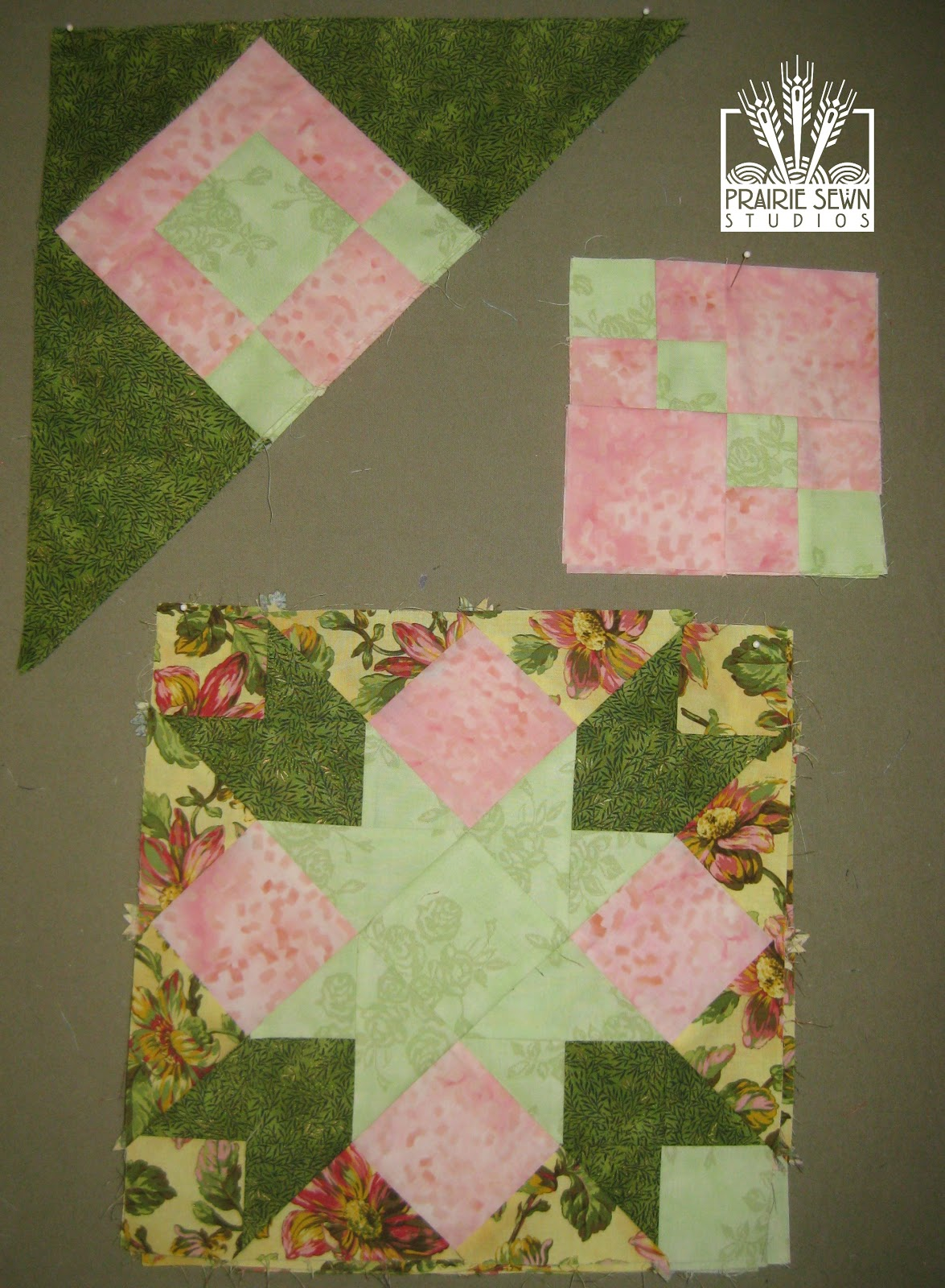 Walk in the Park Mystery Quilt