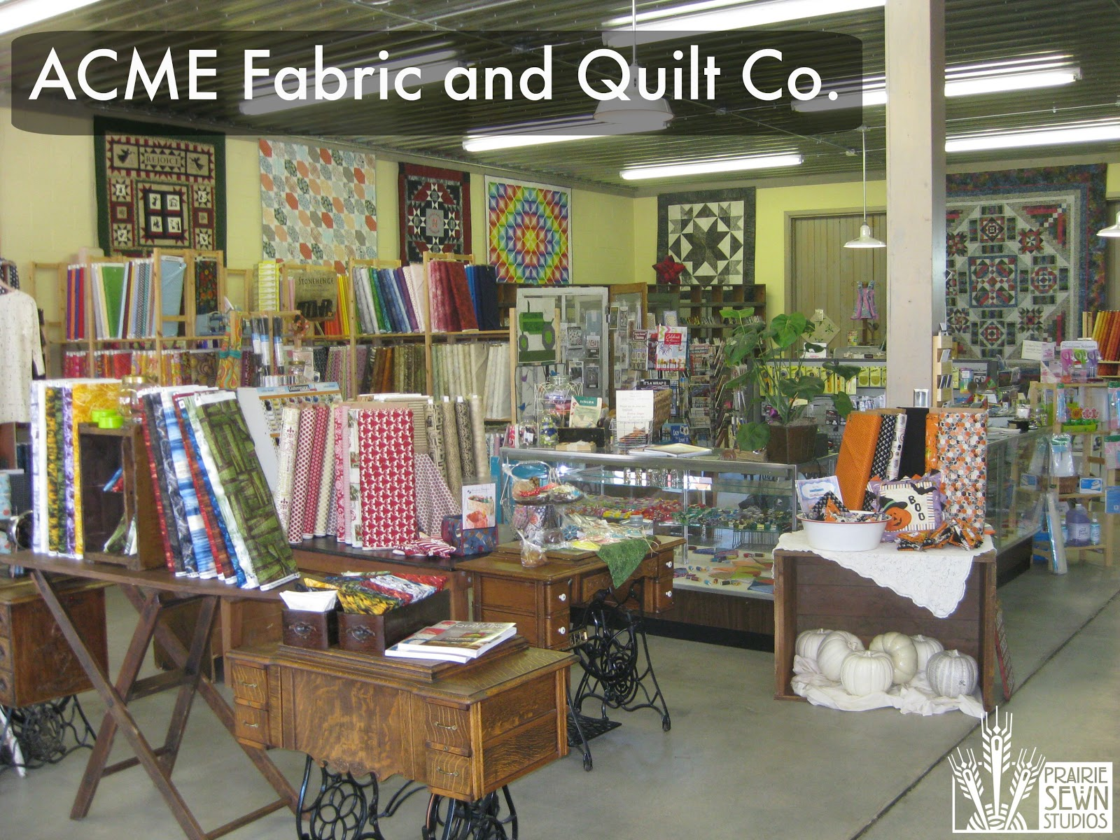 ACME Fabric and Quilt Co