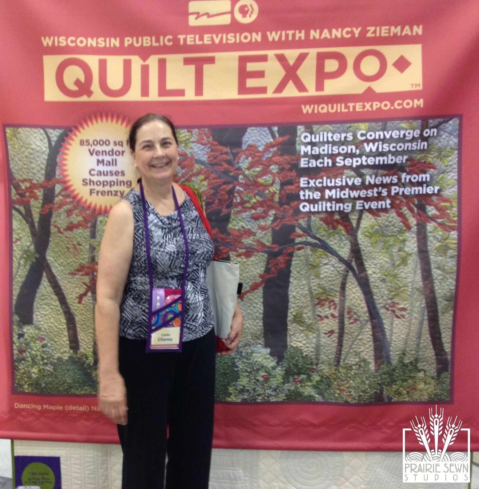 Linda Chaney Wisconsin Quilt Expo
