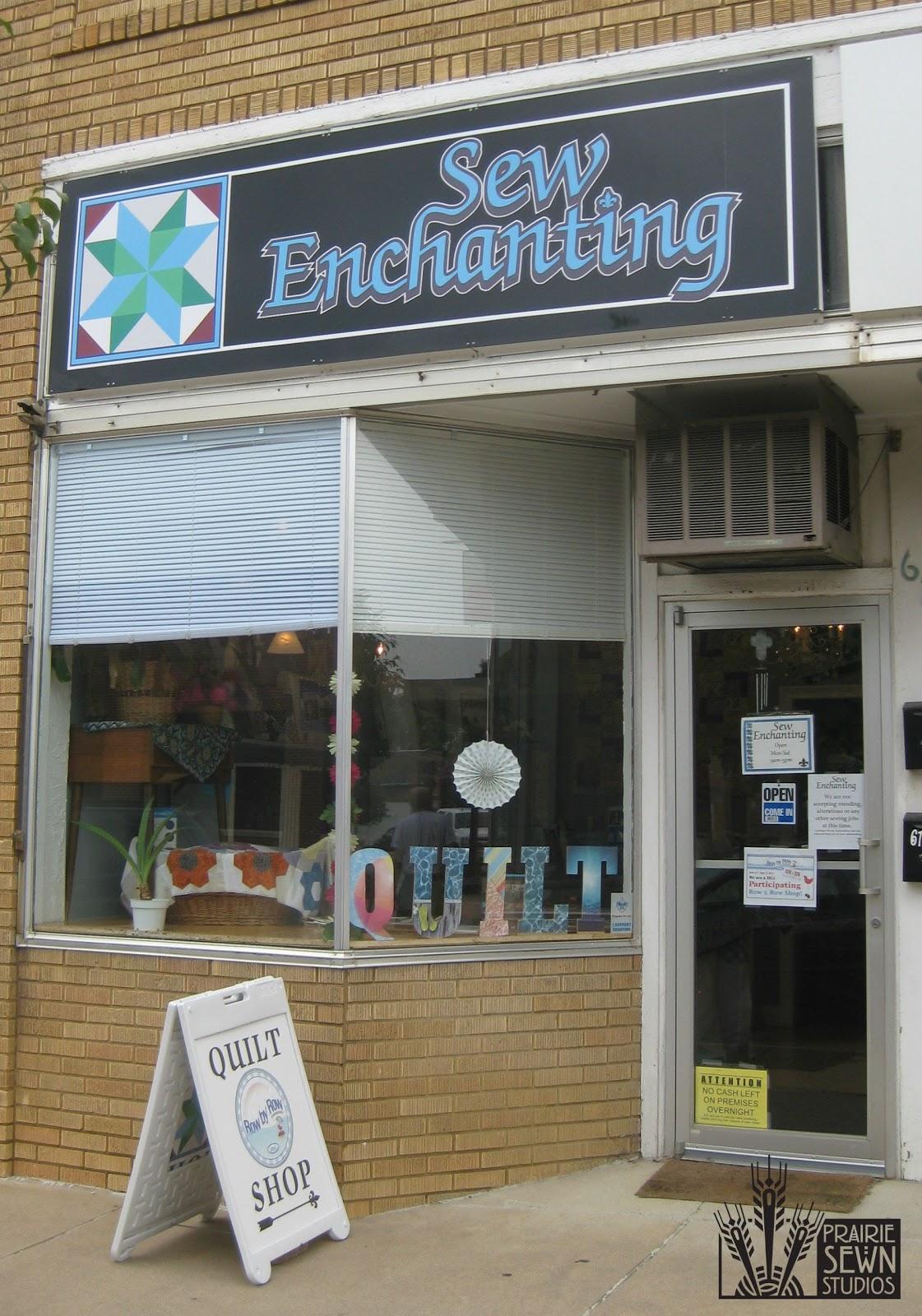 Sew Enchanting Quilt Shop
