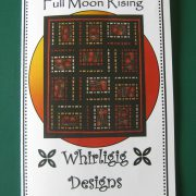 Work in Progress Wednesday #49-Full Moon Rising by Whirligig Designs
