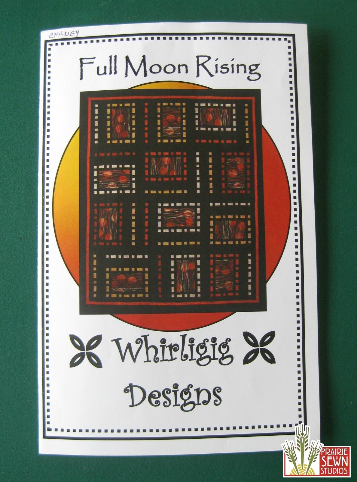 Full Moon Rising by Whirligig Designs
