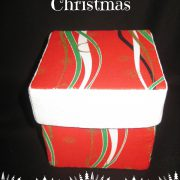 Gift Box with Lid-Countdown to Christmas 2015