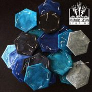 Work In Progress Wednesday #48 – Blue Hexagon Progress