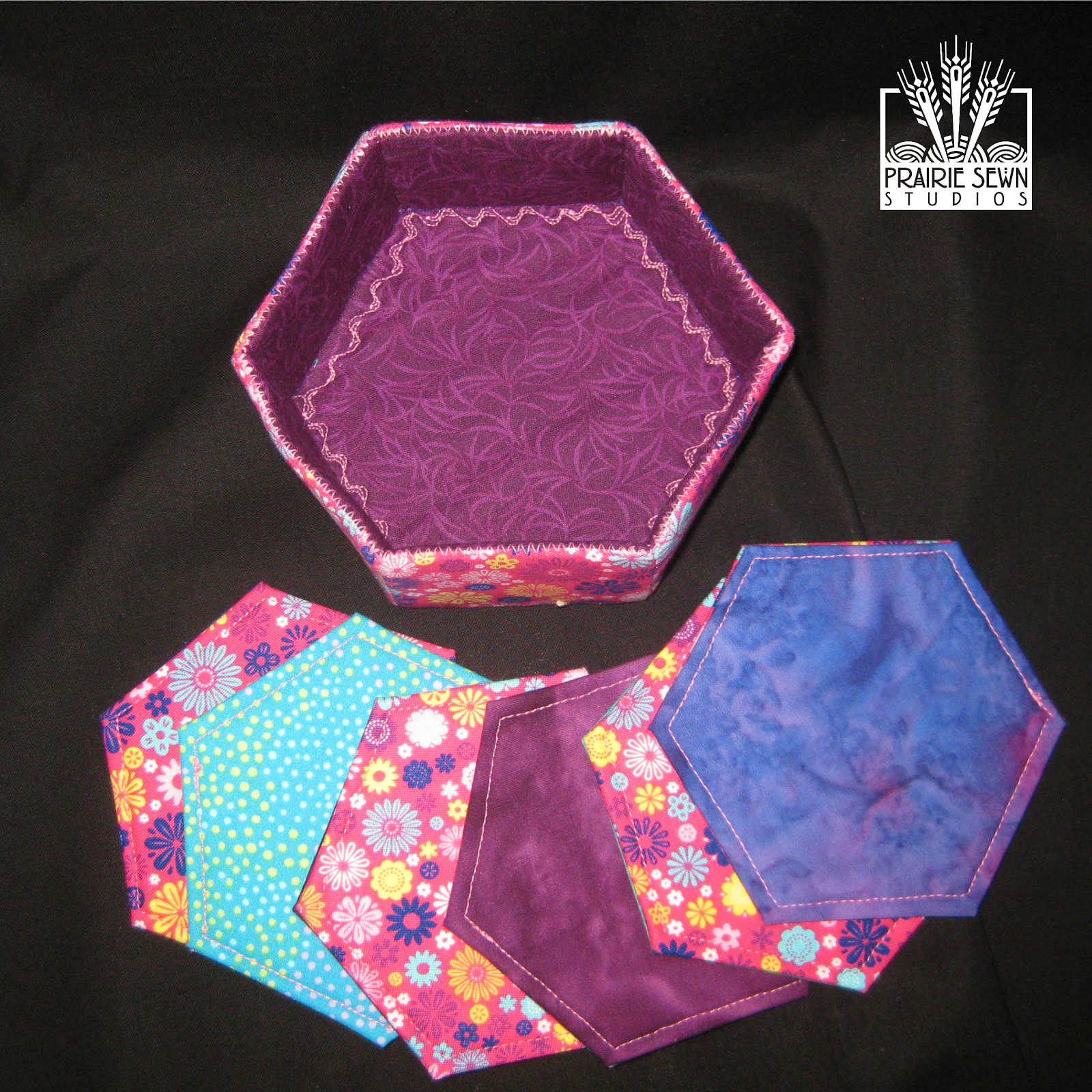 Coasters in Brights