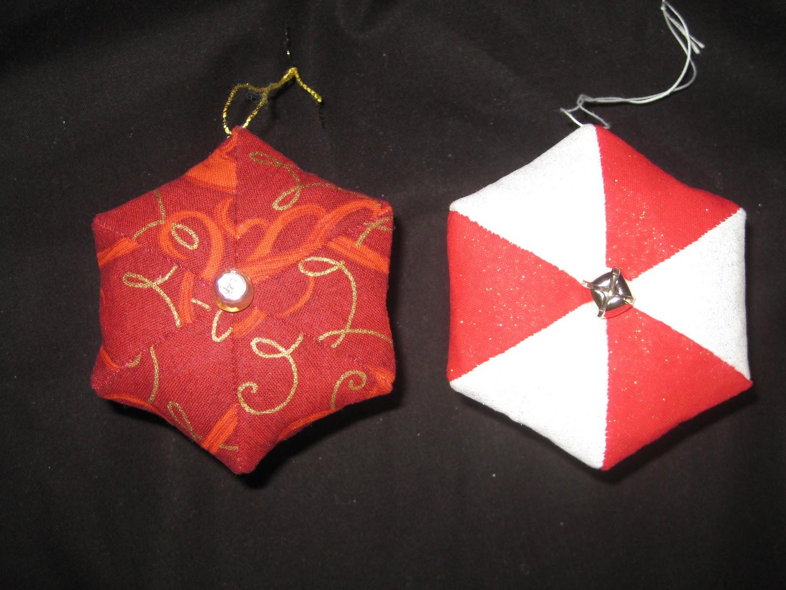 Stuffed Ornaments