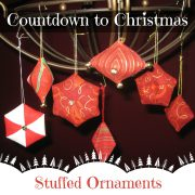 Stuffed Ornaments-Countdown to Christmas 2015