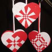 Danish Woven Hearts-Countdown to Christmas 2015