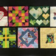 Splendid Sampler Blocks 1-7