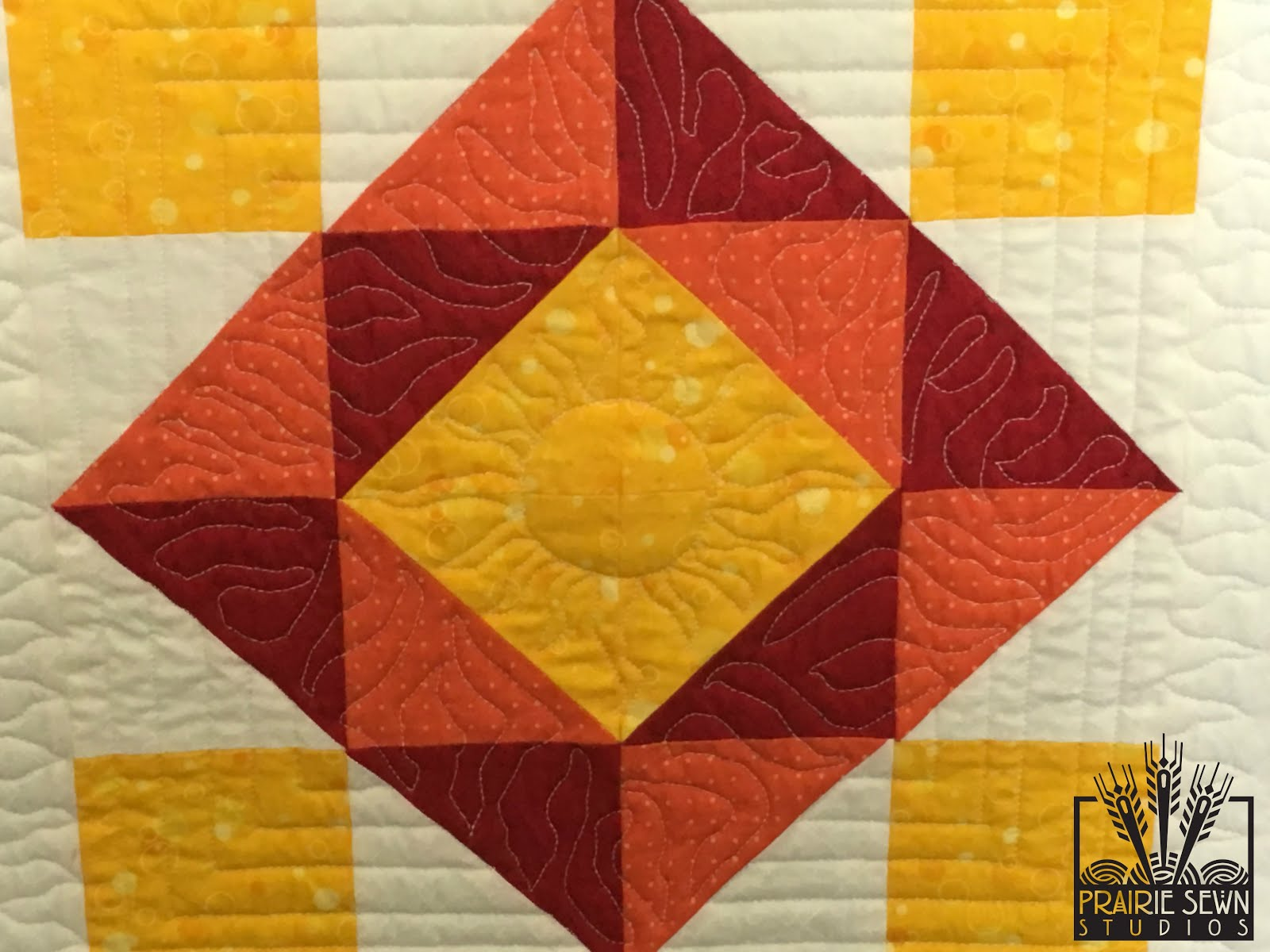 Sunshine Surprise Block