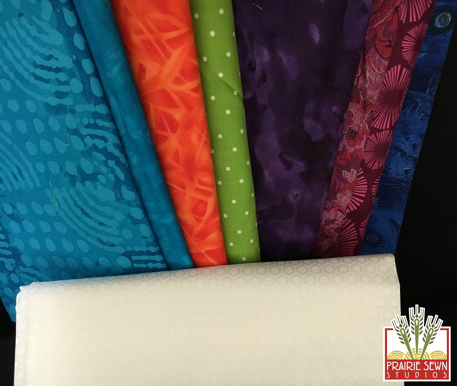 Phoenix Row by Row Fabric