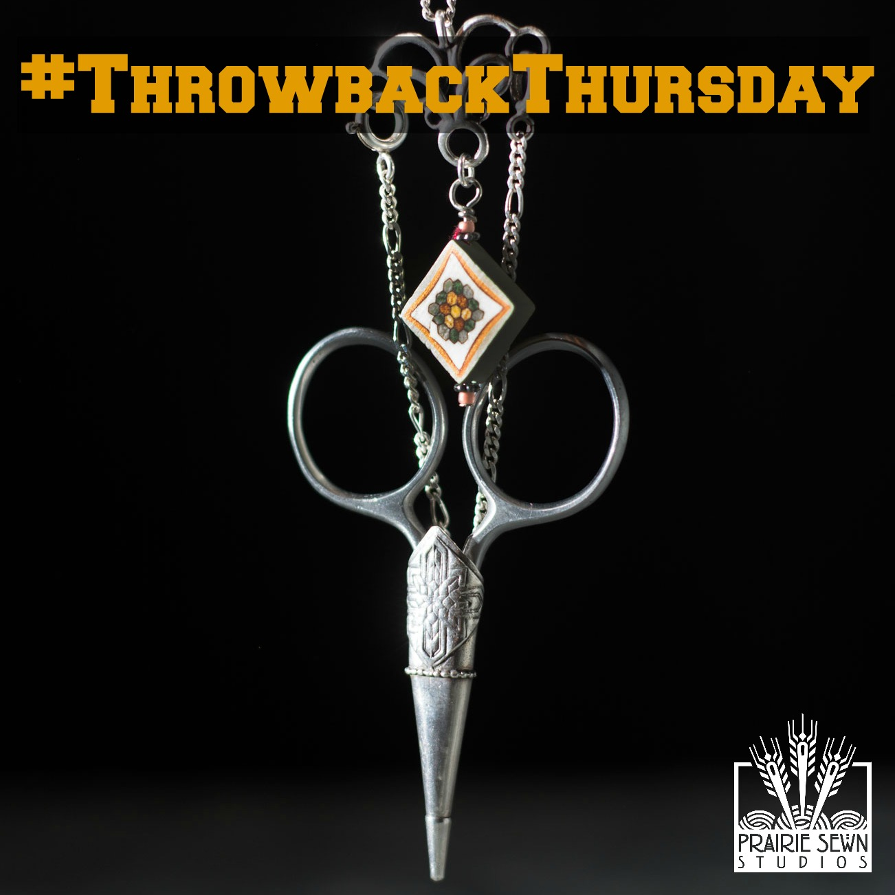 Throwback Thursday-Scissors