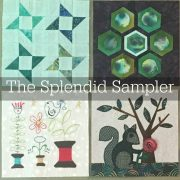 The Splendid Sampler – Blocks 40-47