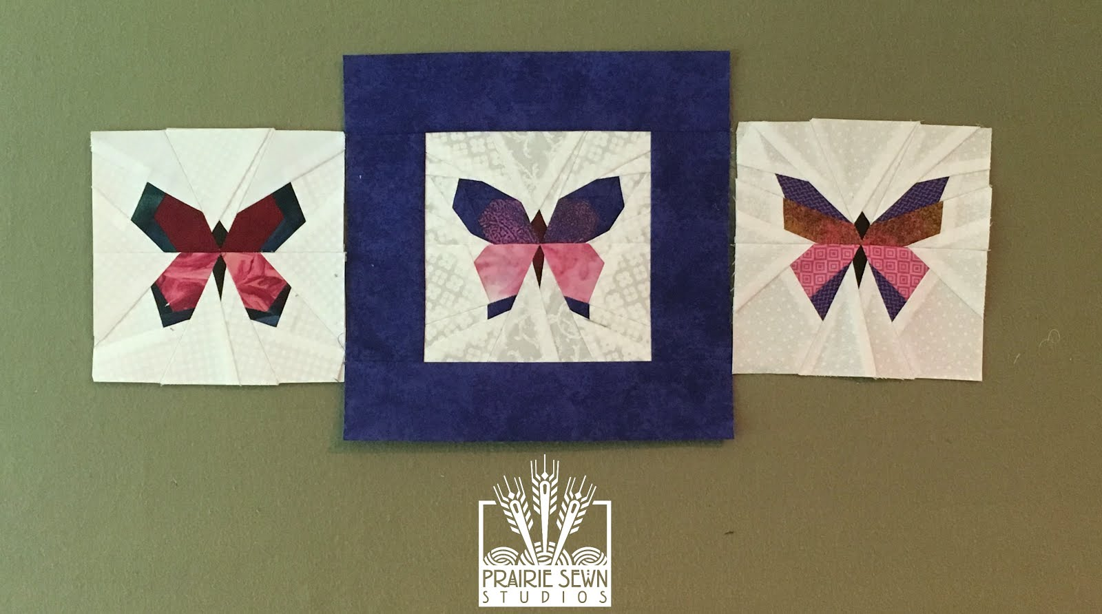 The Splendid Sampler Butterflies