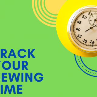 Track your Sewing Time