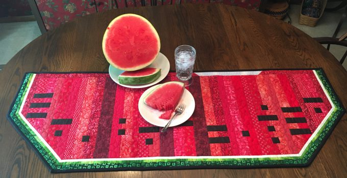 One In a Melon – A New Secret Message Pattern!